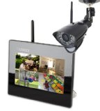 Lorex LW2711 Wireless Video Monitoring System with Remote Viewing